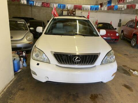 2008 Lexus RX 350 for sale at Dream Cars 4 U in Hollywood FL