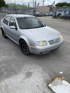 2003 Volkswagen Jetta for sale at Dream Cars 4 U in Hollywood FL