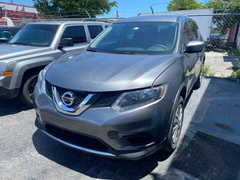 2016 Nissan Rogue for sale at Dream Cars 4 U in Hollywood FL