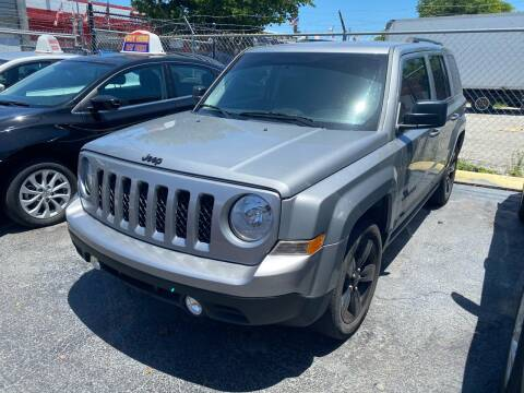 2015 Jeep Patriot for sale at Dream Cars 4 U in Hollywood FL