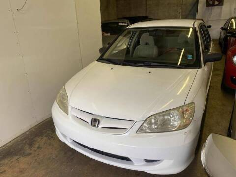 2004 Honda Civic for sale at Dream Cars 4 U in Hollywood FL