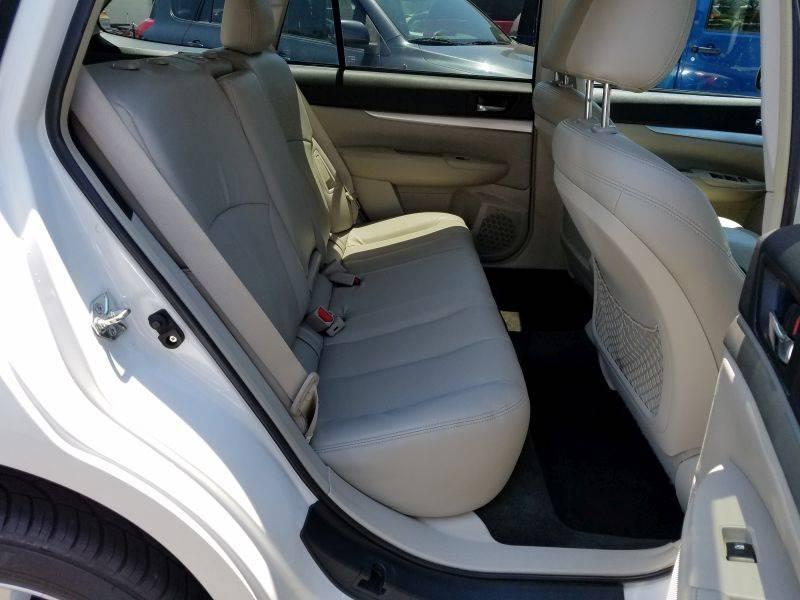 2013 Subaru Outback AWD 2.5i Premium 4dr Wagon CVT - Auburn CA