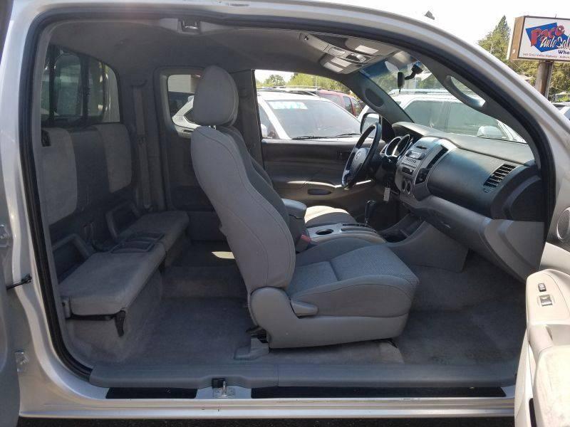 2007 Toyota Tacoma V6 4dr Access Cab 4WD 6.1 ft. SB (4L V6 5A) - Auburn CA
