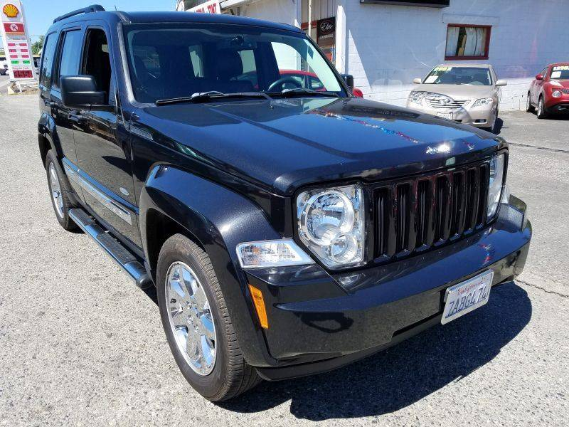 2012 Jeep Liberty For Sale At Quest Motors In Auburn CA