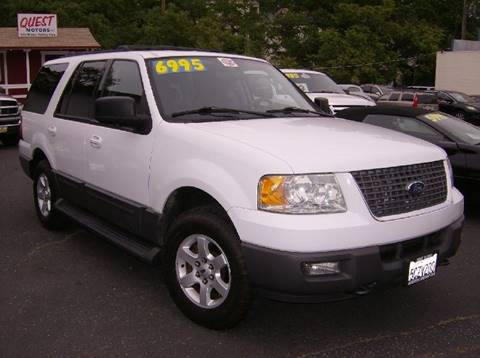 2004 Ford Expedition for sale in Auburn, CA