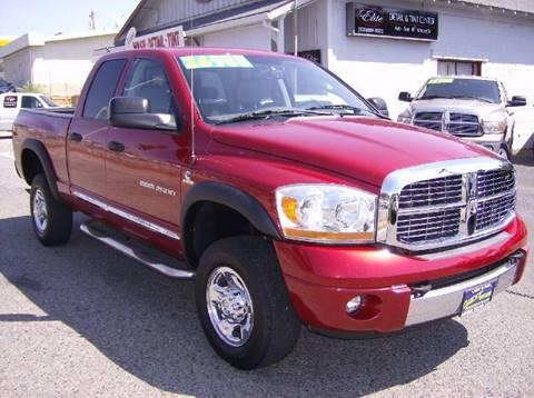 2006 Dodge Ram Pickup 2500 for sale in Auburn, CA