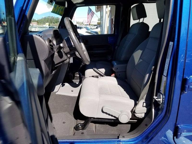 2009 Jeep Wrangler Unlimited 4x4 Rubicon 4dr SUV - Auburn CA