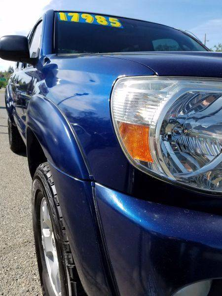 2008 Toyota Tacoma 4x2 PreRunner V6 4dr Double Cab 5.0 ft. SB 5A - Auburn CA