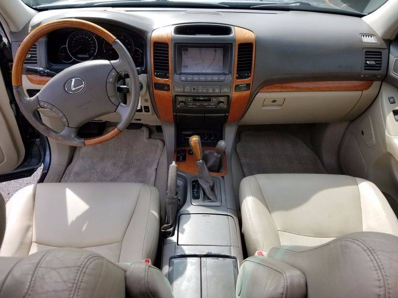 2006 Lexus GX 470 4dr SUV 4WD - Auburn CA