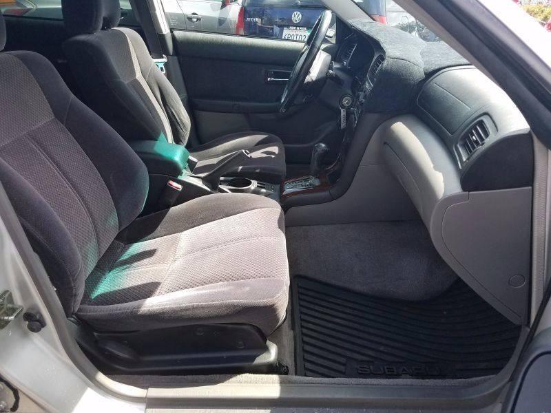 2003 Subaru Legacy AWD L 4dr Wagon - Auburn CA