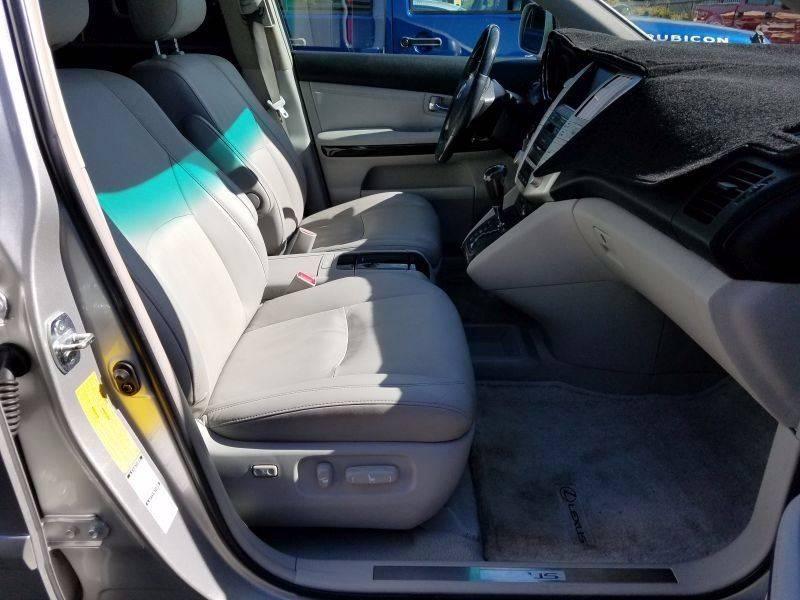 2008 Lexus RX 350 AWD 4dr SUV - Auburn CA