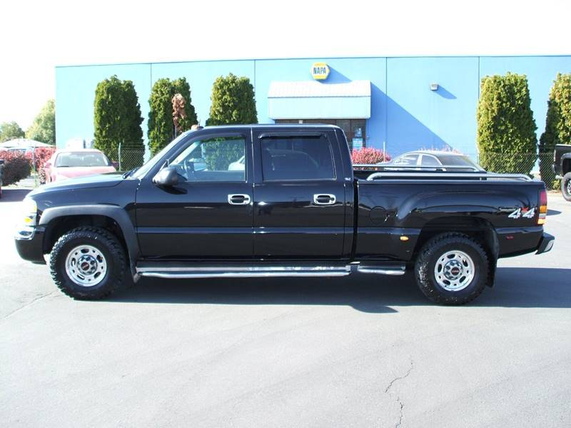 Gmc Used Cars Pickup Trucks For Sale Nampa Amen Auto Sales