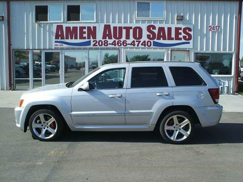 2009 Jeep Grand Cherokee for sale in Nampa, ID