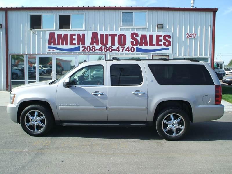 Amen Auto Sales Used Cars Nampa Id Dealer