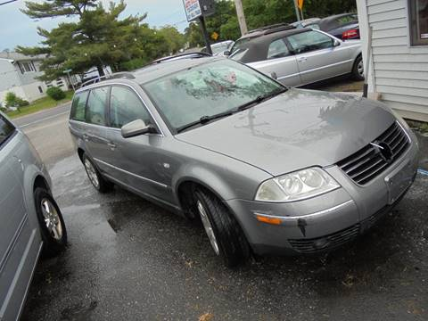2003 Volkswagen Passat for sale at Jeremiah Auto Sales  certified pre-owned cars in Brick NJ
