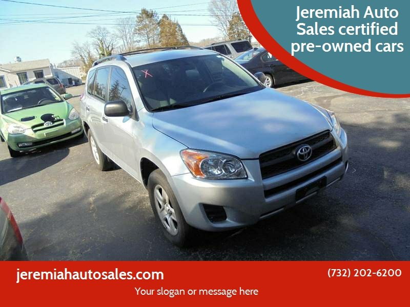 2010 Toyota RAV4 For Sale At Jeremiah Auto Sales Certified Pre Owned Cars  In Lakewood