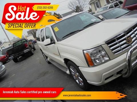2005 Cadillac Escalade ESV for sale in Lakewood, NJ