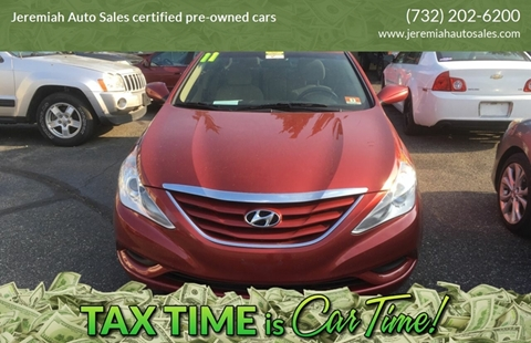Certified Auto Sales >> Hyundai Sonata For Sale In Lakewood Nj Jeremiah Auto