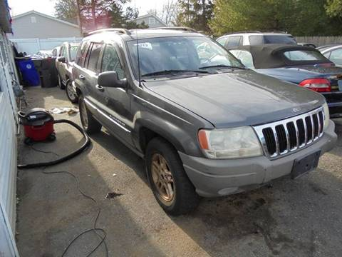 2002 Jeep Grand Cherokee for sale in Brick, NJ