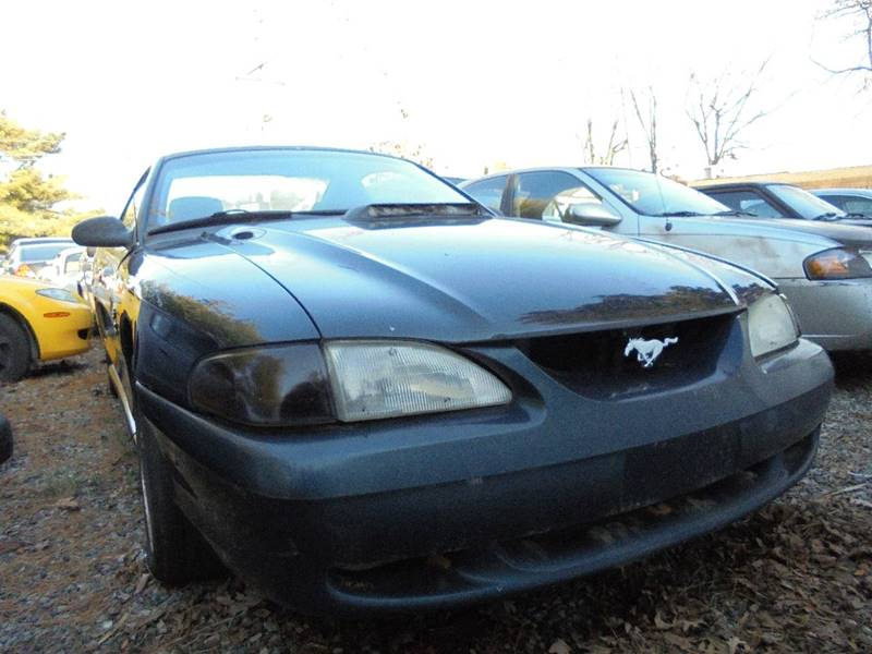 1995 Ford Mustang for sale at Jeremiah Auto Sales  certified pre-owned cars in Brick NJ