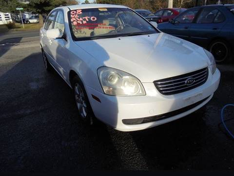 2008 Kia Optima for sale in Brick, NJ