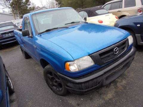 2001 Mazda B-Series Pickup for sale at Jeremiah Auto Sales  certified pre-owned cars in Brick NJ