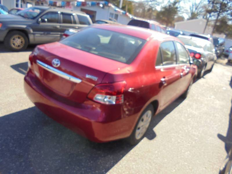 2011 Toyota Yaris for sale at Jeremiah Auto Sales  certified pre-owned cars in Brick NJ