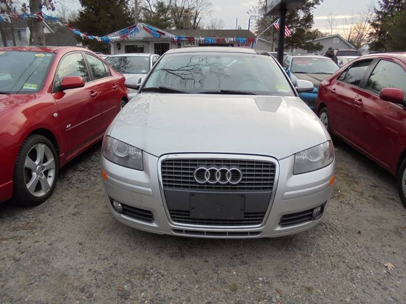 2006 Audi A3 for sale at Jeremiah Auto Sales  certified pre-owned cars in Brick NJ
