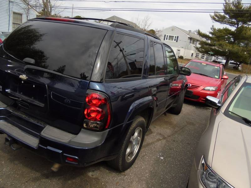 2007 Chevrolet TrailBlazer for sale at Jeremiah Auto Sales  certified pre-owned cars in Brick NJ