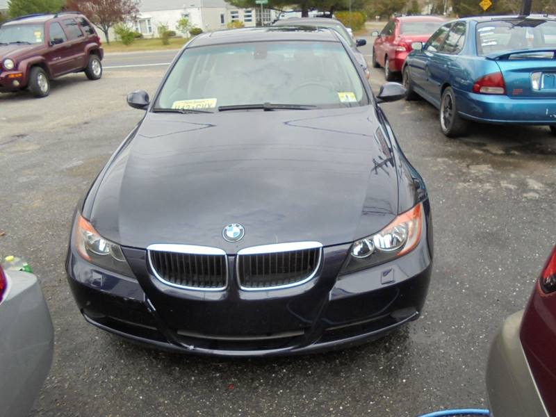 2007 BMW 3 Series for sale at Jeremiah Auto Sales  certified pre-owned cars in Brick NJ
