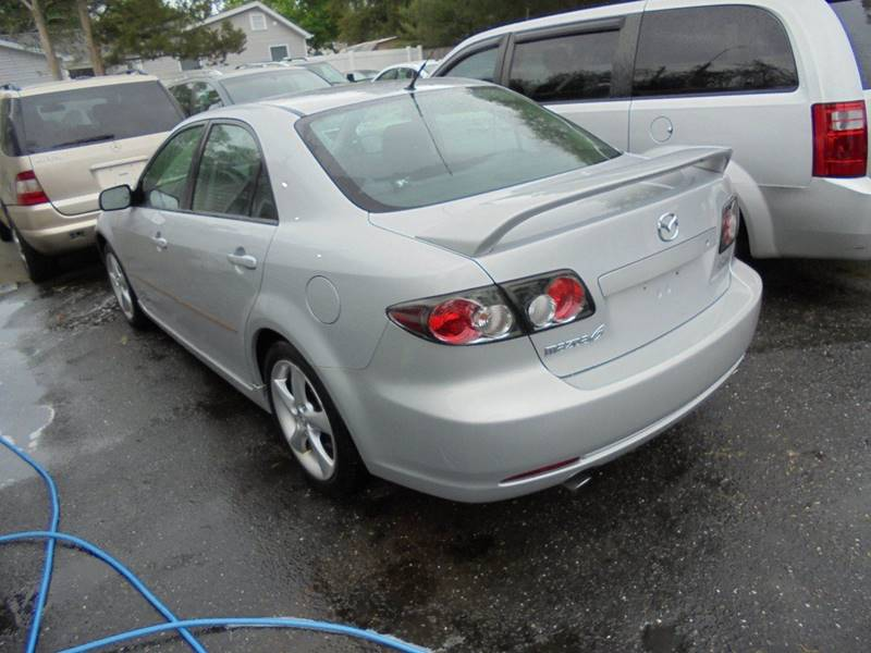 2007 Mazda MAZDA6 for sale at Jeremiah Auto Sales  certified pre-owned cars in Brick NJ