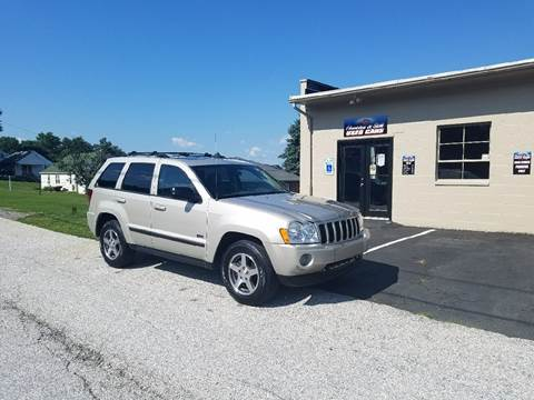 2007 Jeep Grand Cherokee for sale in Red Lion, PA