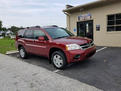 2007 Mitsubishi Endeavor for sale in Red Lion, PA