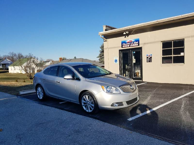 2012 Buick Verano In Red Lion PA - Hackler & Son Used Cars