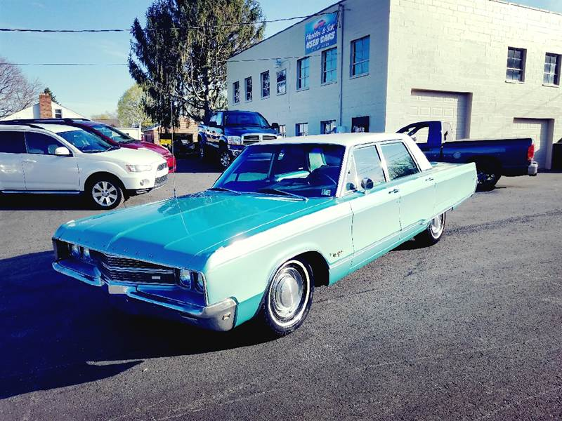 1967 Chrysler New Yorker In Red Lion PA - Hackler & Son Used Cars