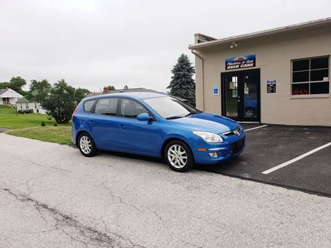 2009 Hyundai Elantra for sale at Hackler & Son Used Cars in Red Lion PA