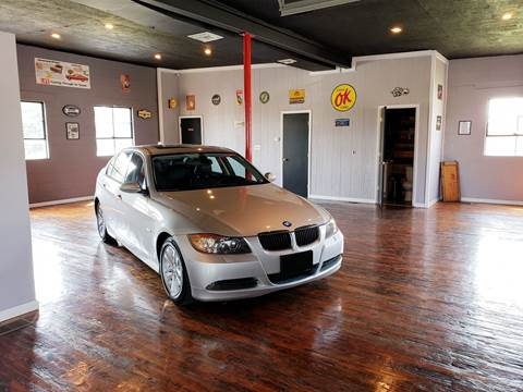 2007 BMW 3 Series for sale at Hackler & Son Used Cars in Red Lion PA