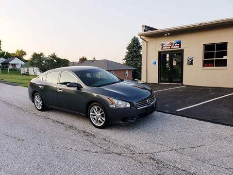 2011 Nissan Maxima for sale at Hackler & Son Used Cars in Red Lion PA