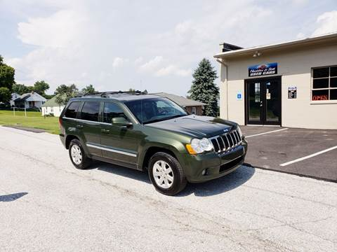 2008 Jeep Grand Cherokee for sale at Hackler & Son Used Cars in Red Lion PA