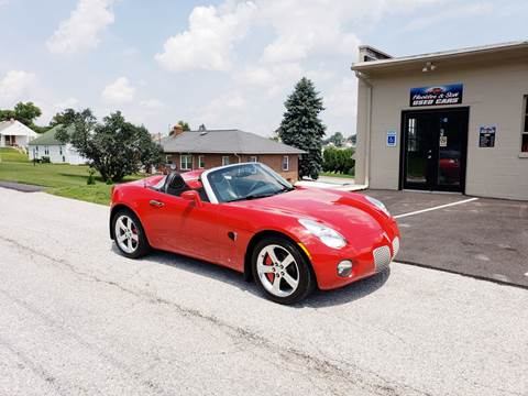 2006 Pontiac Solstice for sale in Red Lion, PA