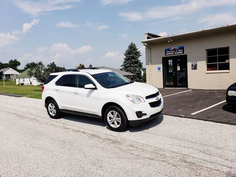 2011 Chevrolet Equinox for sale at Hackler & Son Used Cars in Red Lion PA