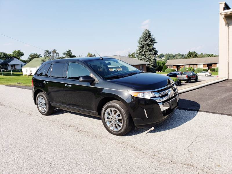 Ford Edge For Sale At Hackler Son Used Cars In Red Lion Pa