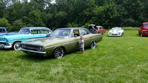1970 Plymouth Satellite for sale at Hackler & Son Used Cars in Red Lion PA