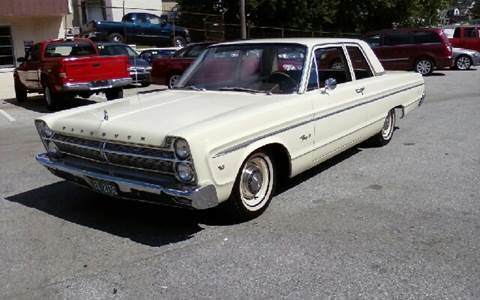 1965 Plymouth Fury for sale at Hackler & Son Used Cars in Red Lion PA