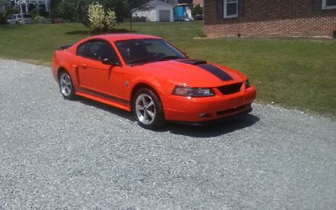 2004 Ford Mustang for sale at Hackler & Son Used Cars in Red Lion PA