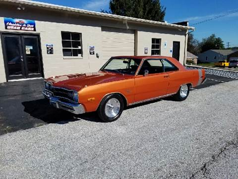 1974 Dodge Dart for sale at Hackler & Son Used Cars in Red Lion PA
