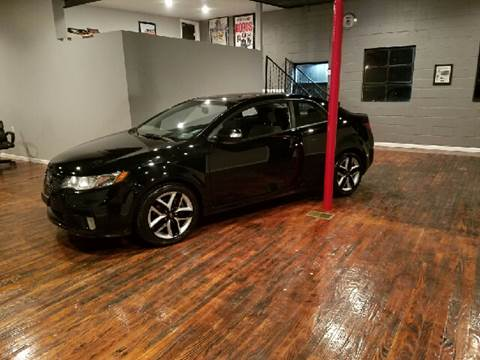 2010 Kia Forte Koup for sale at Hackler & Son Used Cars in Red Lion PA
