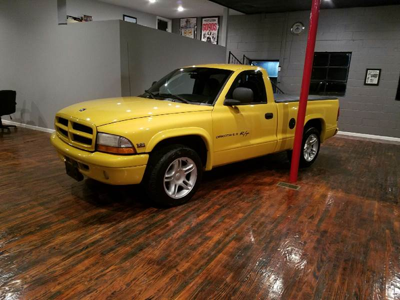 on Stock 1999 Dodge Dakota Regular Cab 4x4
