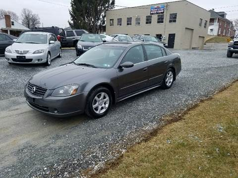 2005 Nissan Altima for sale in Red Lion, PA