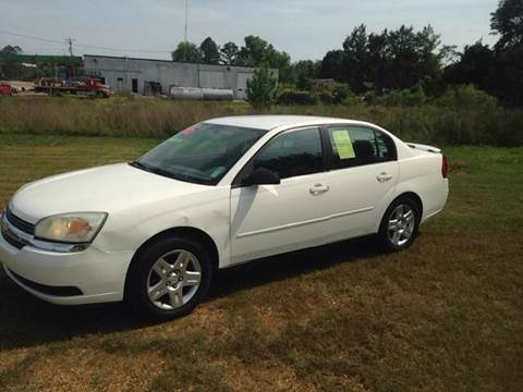 2005 Chevrolet Malibu for sale in Shannon MS